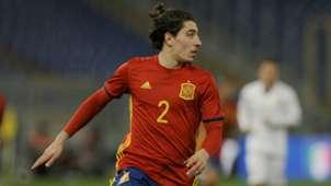 Hector Bellerin Spain Under-21