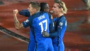 Blaise Matuidi Bulgaria France Wolrd Cup 07102017