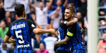 Mauro Icardi Inter SPAL Serie A