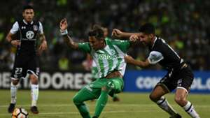 Colo Colo - Atlético Nacional