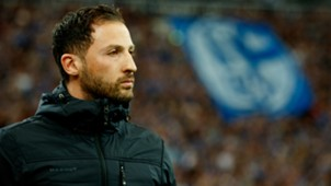 Domenico Tedesco FC Schalke 04 Bundesliga 28042018