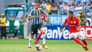 Luan Grêmio Internacional 18 03 2018