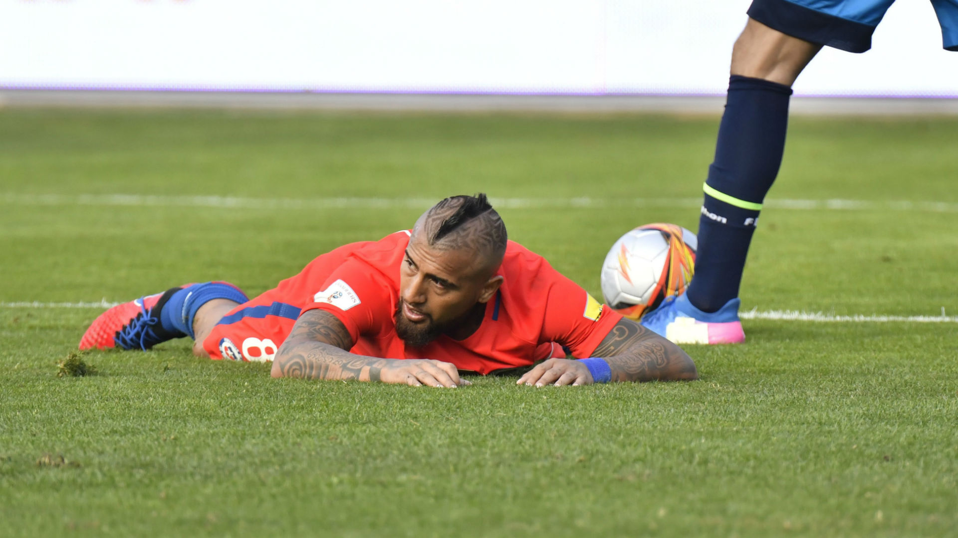 Retraite internationale imminente pour Vidal — Chili