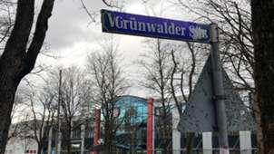 FC Bayern Säbener Straße