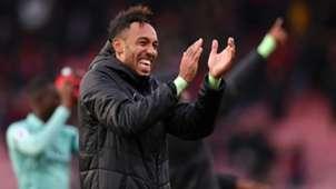 Pierre-Emerick Aubameyang FC Arsenal