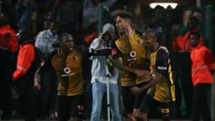 Daniel Cardoso George Maluleka and Joseph Molangoane - Kaizer Chiefs