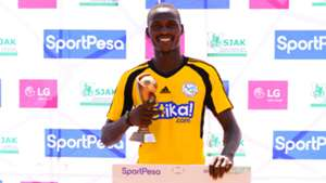 Sofapaka striker Umaru Kasumba.