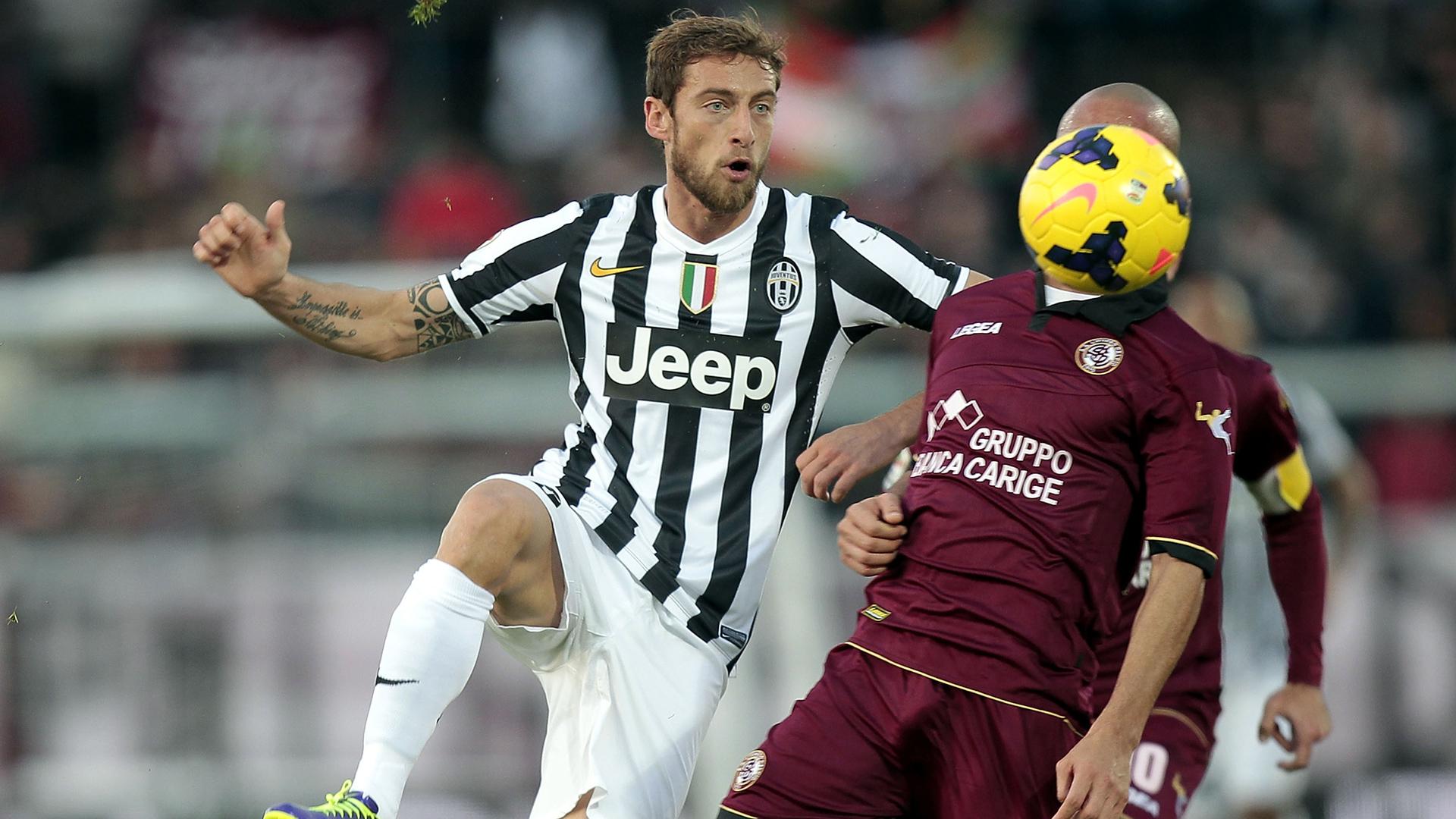 Juventus Turin Marchisio Livorno 24112013