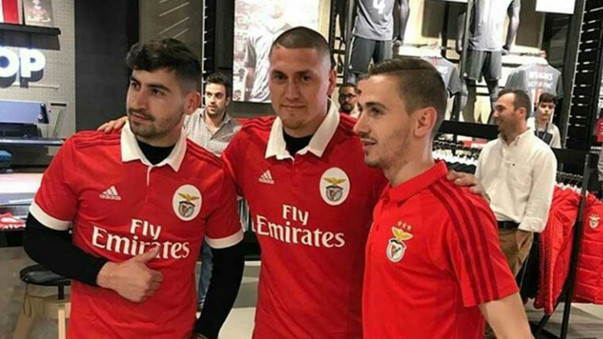 Nicolás Castillo Benfica