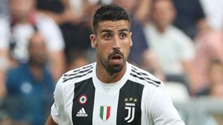 Sami Khedira Juventus 2018-19