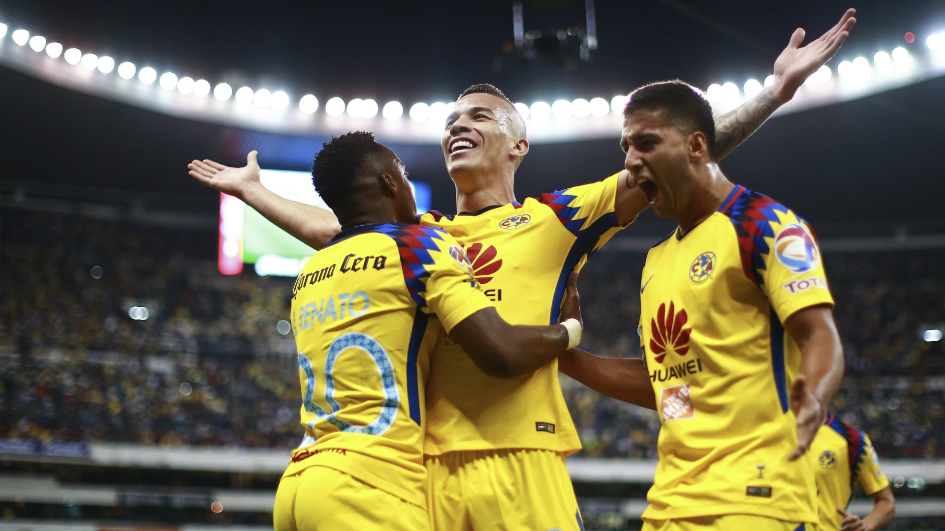 Resultado de imagen para america de mexico playing 2018