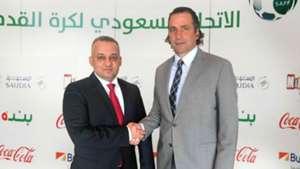 Juan Antonio Pizzi Arabia Saudita 28112017