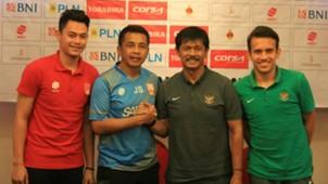 Jumpa Pers Persis Solo vs Timnas Indonesia U-19