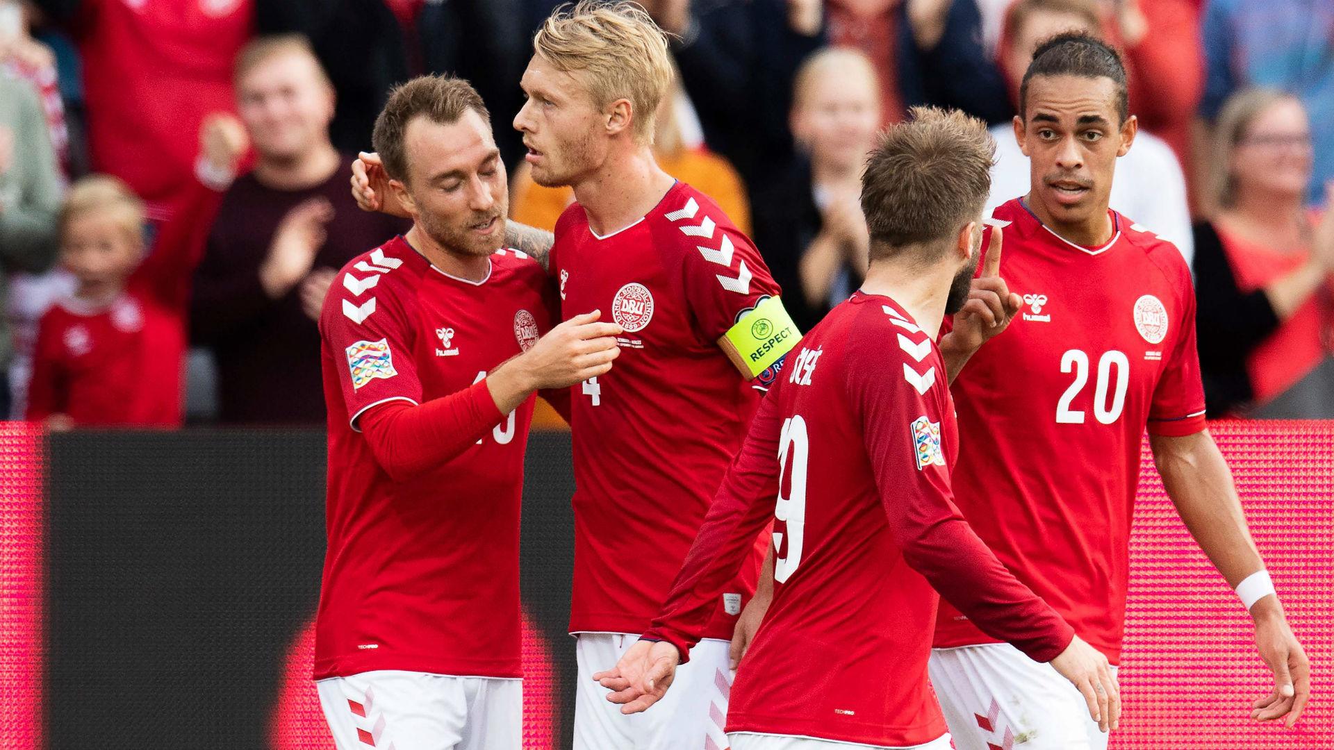 Denmark Wales Nations League