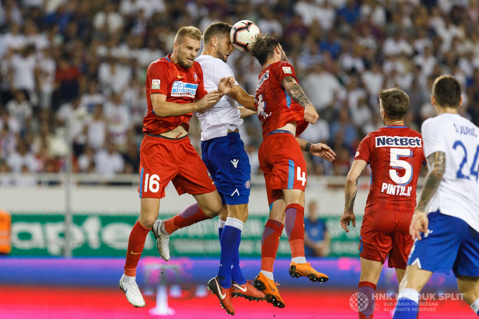 Hajduk Split Futács Márkó UEFA Europa League Steaua