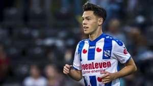 Mitchell van Bergen, sc Heerenveen, Eredivisie 09012018