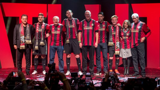 Atlanta United kit launch