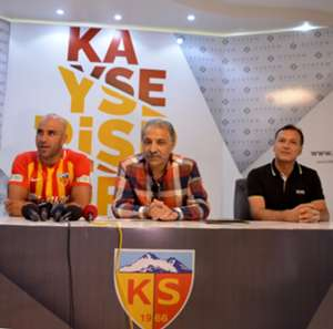 Aymen Abdennour Kayserispor Transfer