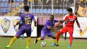 Marcel N'Guessan, UiTM FC, Shahrel Fikri, PKNP FC, Premier League, 25/04/2017