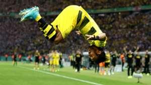 PIERRE EMERICK AUBAMEYANG BORUSSIA DORTMUND DFB POKAL GERMAN CUP FINAL 27052017