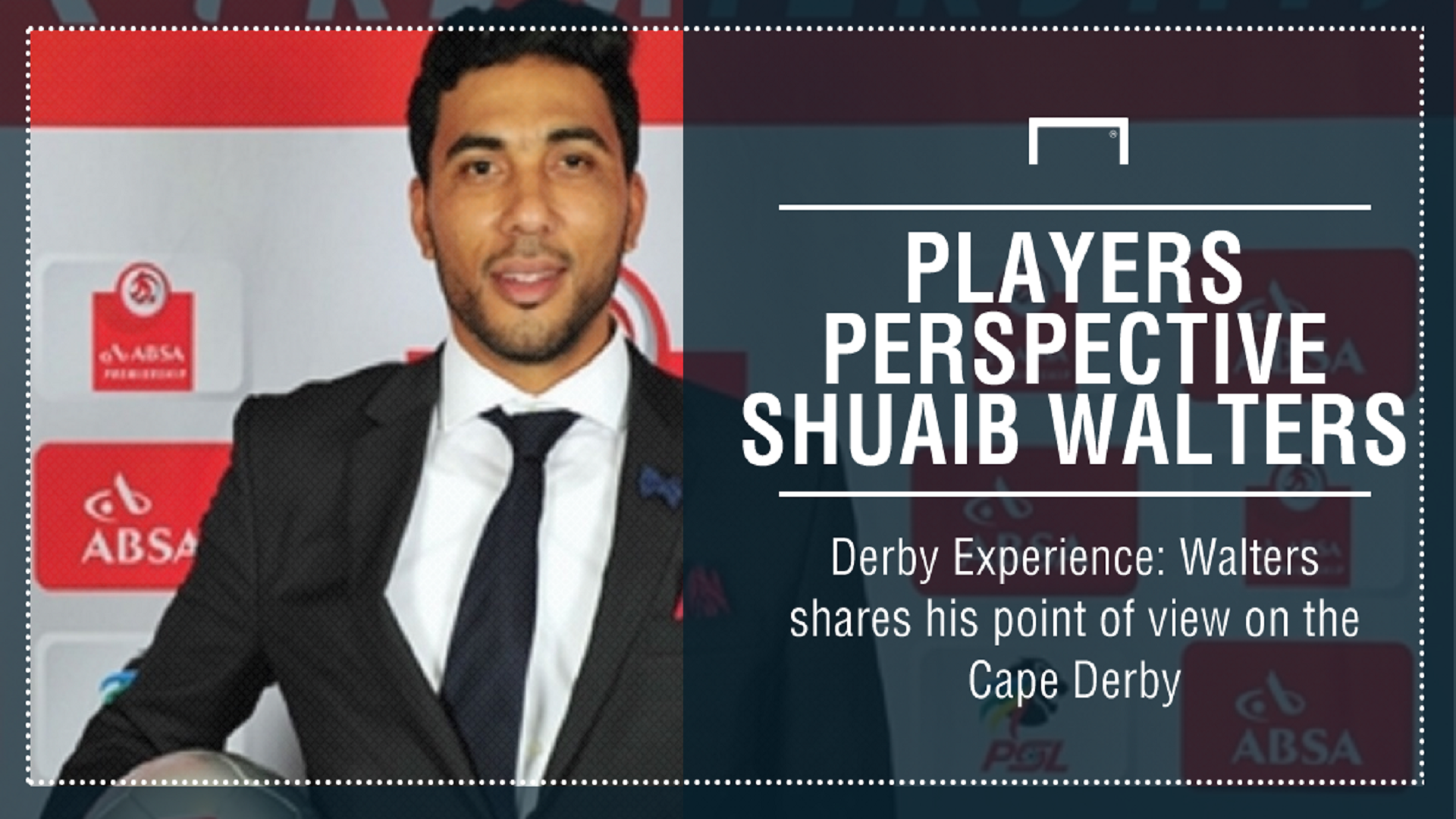 GFX Shuaib Walters, Cape Town City Goalkeeper