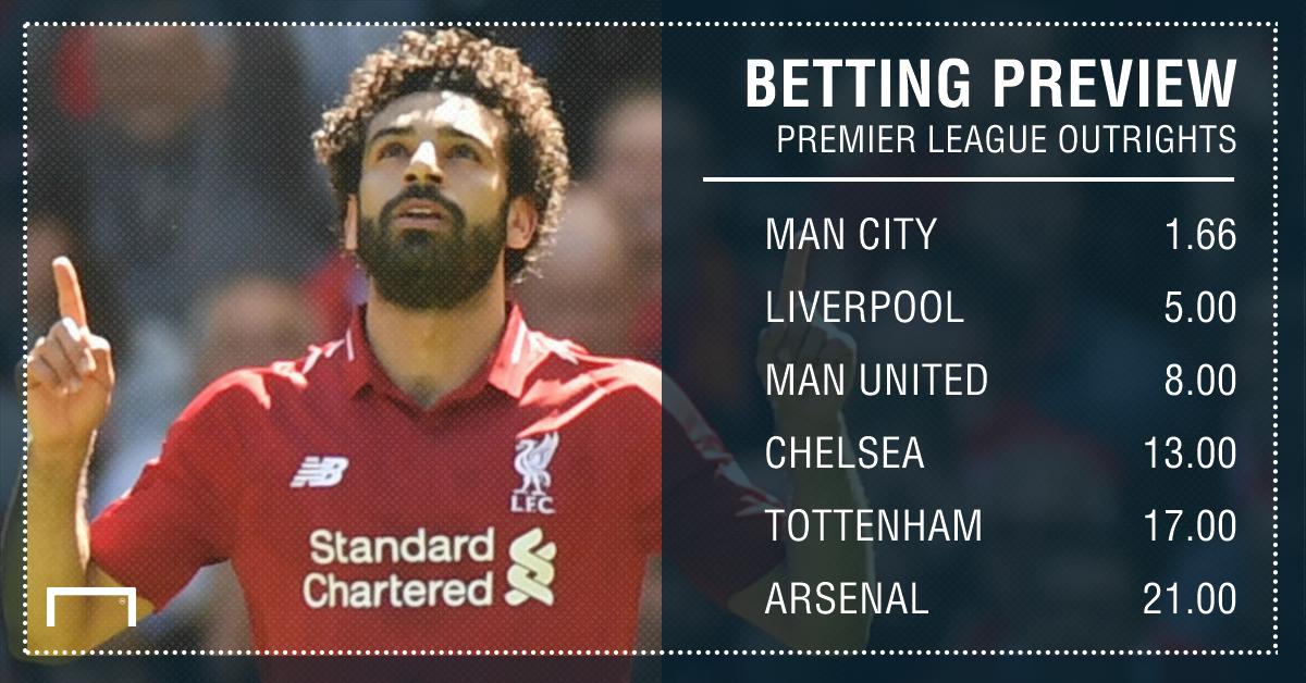 Premier League outright PS