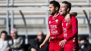 Mark van der Maarel, Sander van der Streek, FC Utrecht, Eredivisie 02182018