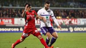 Fernando Canesin - KV Oostende - 10/02/2018