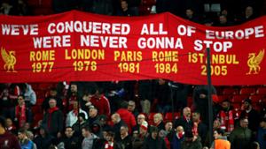 Liverpool Champions League 2018-19