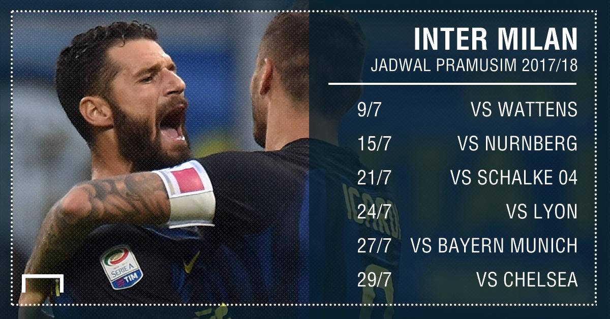 GFXID - Pramusim 2017 Inter Milan