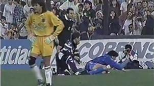 Colo Colo Real Madrid 1993