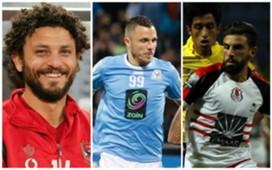 التشكيل المثالي للبطولة العربية   دور المجموعات