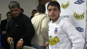 Alexis Sánchez, presentación Colo Colo 11072006