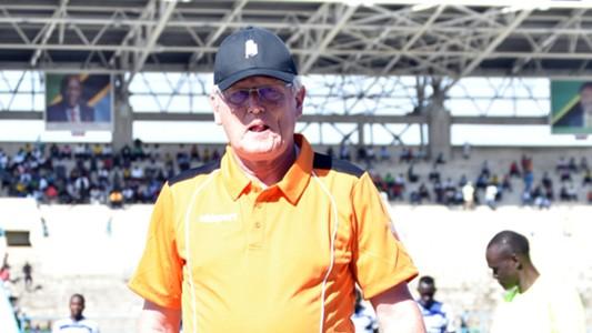 Hans van der Pluijm - Kocha wa Singida United