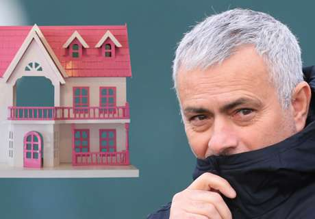 'When the house is ready, buy furniture!' - Mou on Liverpool