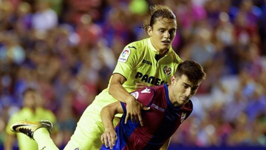 Sergio Postigo Enes Unal Levante Villarreal