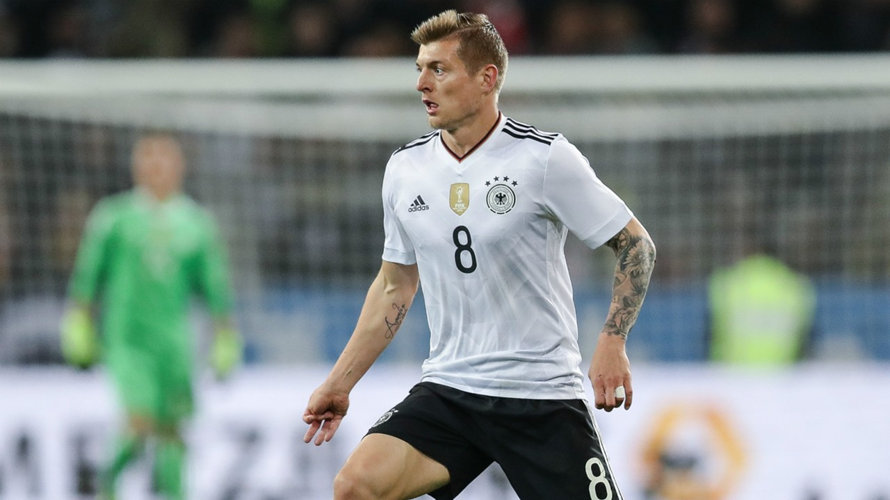 T Kroos News & Profile Page 1 of 3