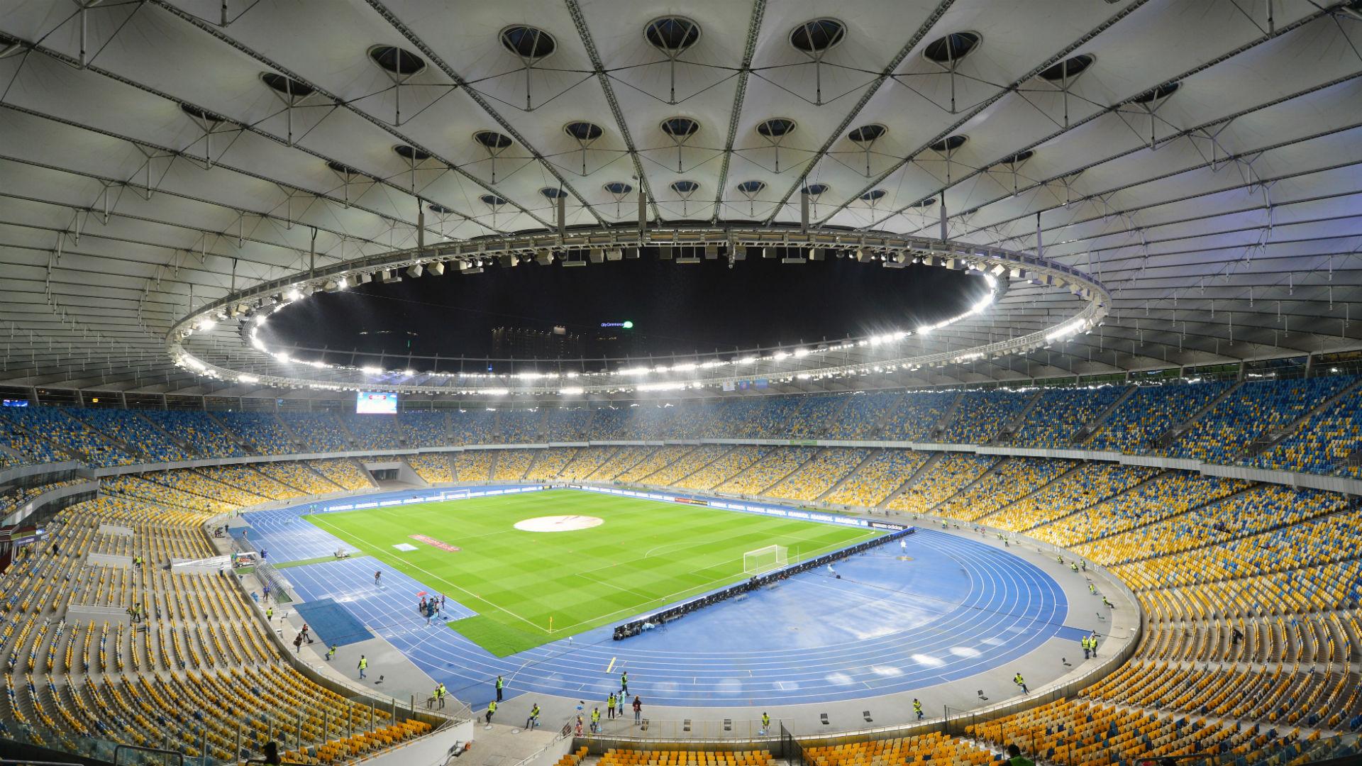 Olimpico De Kiev Como Es Y Cuanta Capacidad Tiene El Estadio De La