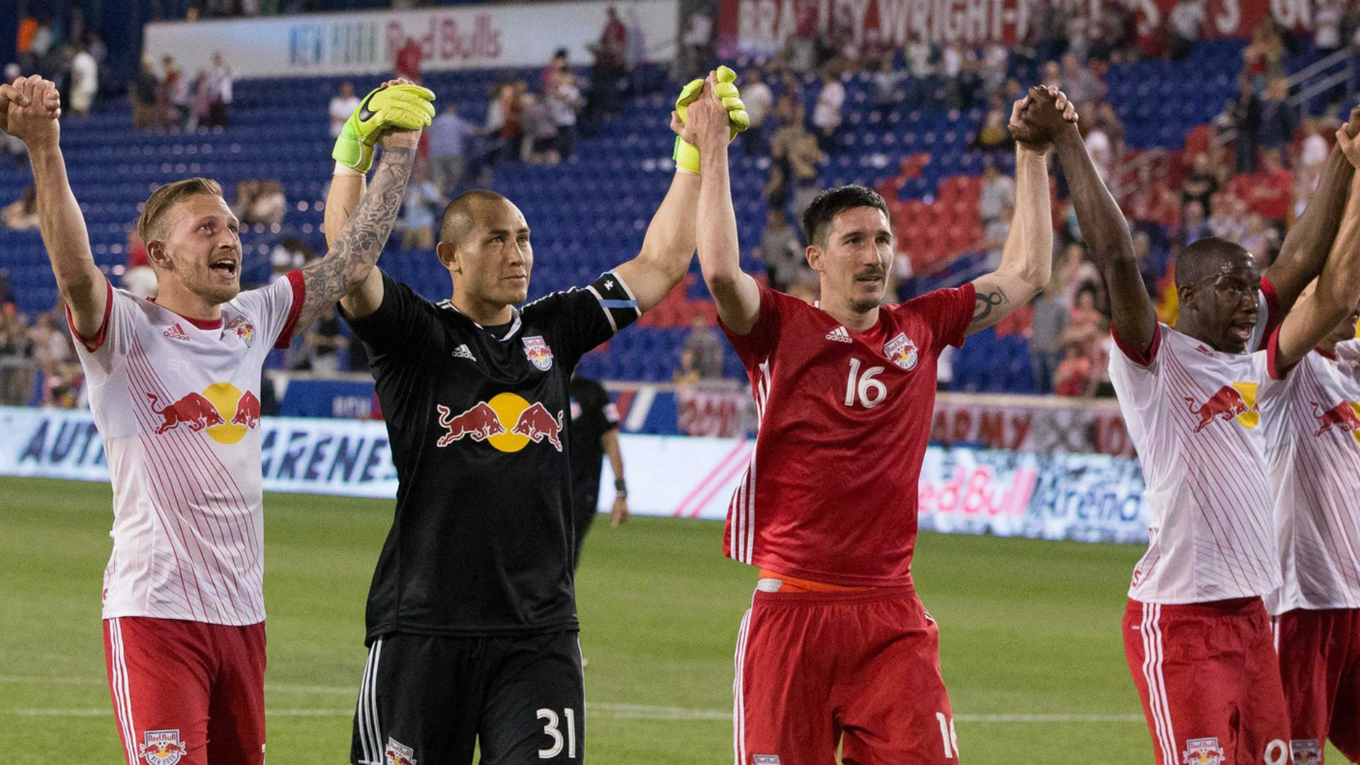 New York Red Bulls MLS 04292017