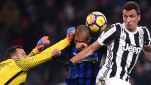 Samir Handanovic Juventus Inter