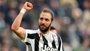 Gonzalo Higuain Juventus Sassuolo Serie A