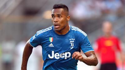 Alex Sandro Juventus 2019-20