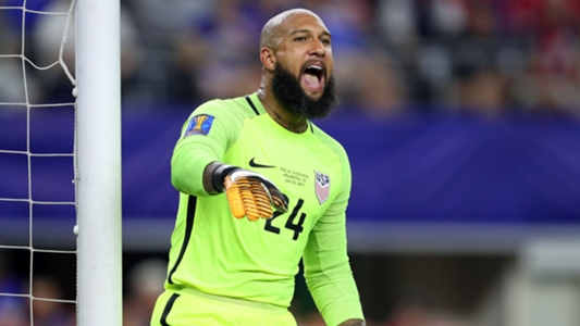 32faee2a9ed Gold Cup  USMNT goalkeeper Tim Howard still chasing greatness at 38 ...