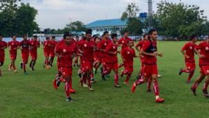 Latihan Persija Jakarta