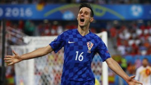 Nikola Kalinic Croatia Euro 2016