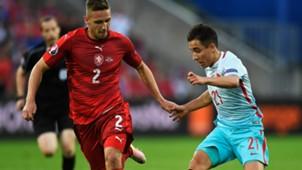 Pavel Kaderabek Emre Mor Czech Republic Turkey 06212016