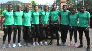 Super Falcons - Austria