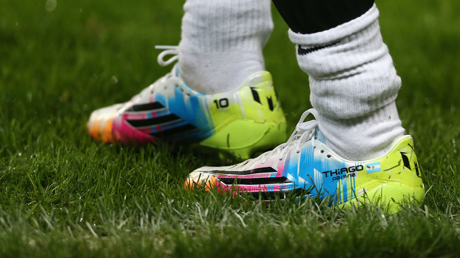 6663f7801c51 Lionel Messi's boots - a history of the Barcelona & Argentina star's ...