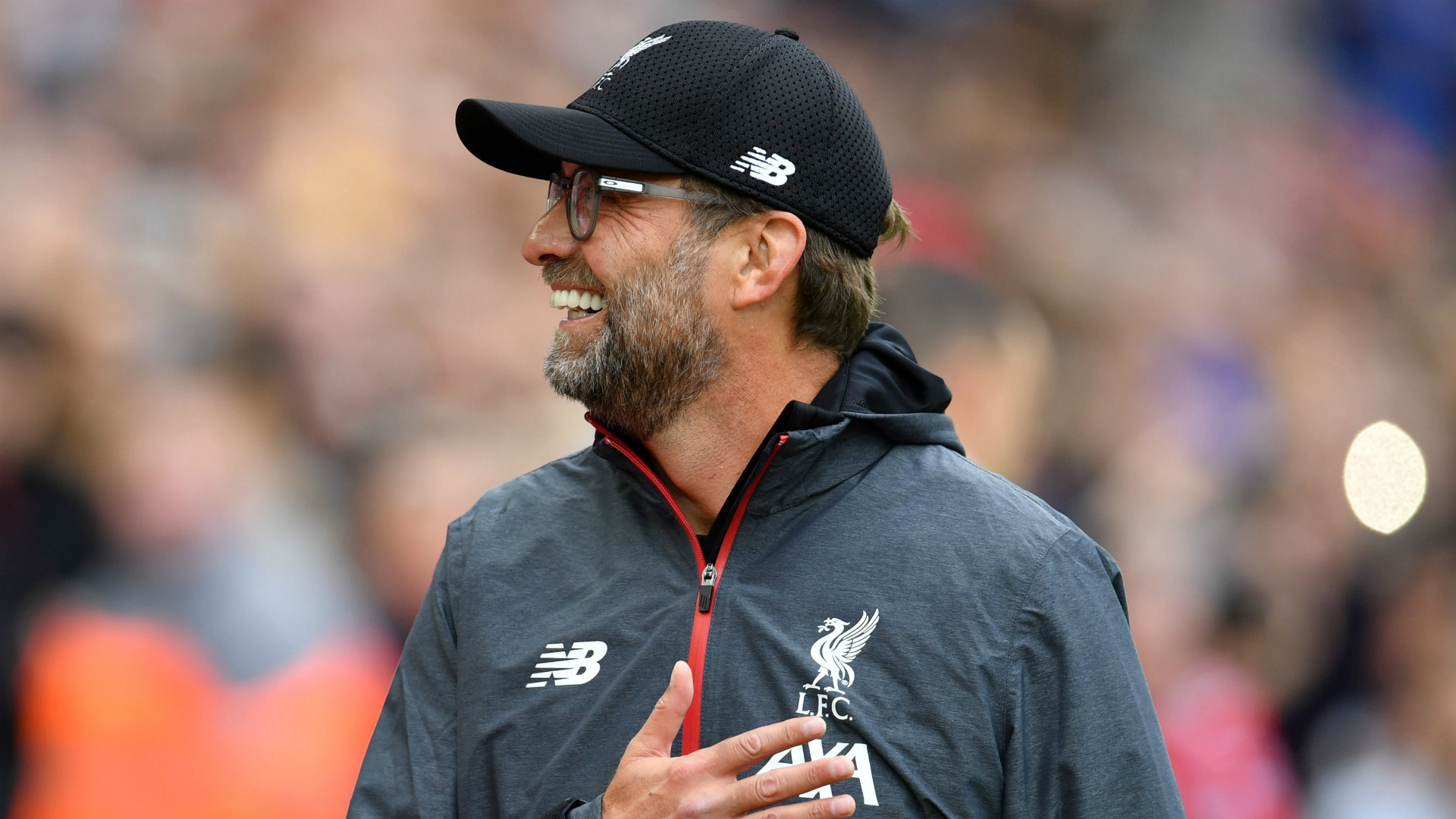Watch Liverpool manager Klopp donate R190,000 to South African youth club