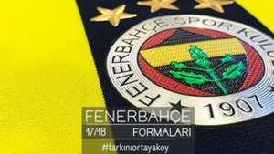 Fenerbahçe forma tanıtımı